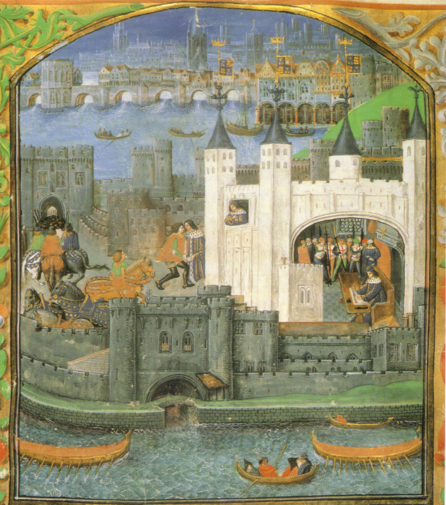 The Street in late medieval London- Trades and Noise – Carol